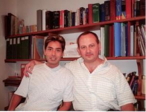 Alberto Con Shiho